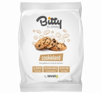 Bitty Snack Cookie Land sin Gluten x 40 gr